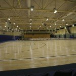Brisbane Entertainment Centre - Timber Sports Floor
